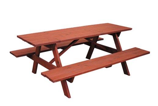 d46a7f35ba96 Záhradný stôl s lavicami