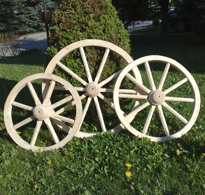 74cd035fe Drevené kolesá súprava empty